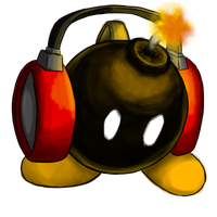 DJ Bob-Omb by jecca-zn