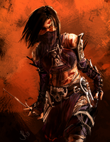 Mileena Redesign by Jack-Kaiser