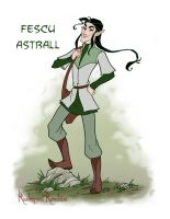 Fescu Astrall by GingerOpal