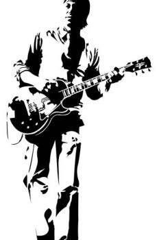 Paul Banks Vector 3 by slowhands