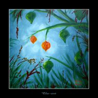 Winter Crops: Chinese Lantern by Clu-art
