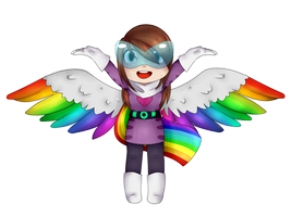 Wingscast Zoey by Phoebubble