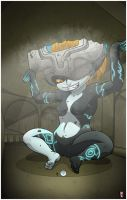 GROWTH - Bigger Midna by TheExpansionist