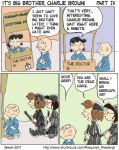 It's 1984, Charlie Brown 4 by Thinston