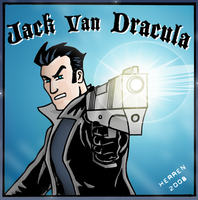Jack Van Dracula - gun shot by herrenmedia