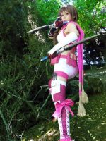 Kunoichi Samurai Warriors 3 by Zettai-Cosplay
