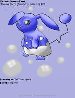 Azumarill Skin by AbyssinChaos