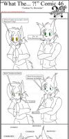'What The' Comic 46 by TomBoy-Comics