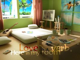 in my room by activity-of-art