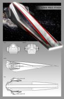 USS Red Finch by martialartist11