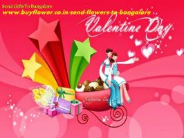 Send Flowers And Gigts In Valentine Day 2016 by valentinesday2016