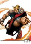 Collaboration: Freitas-Rullo6 Ken Masters by shiprock