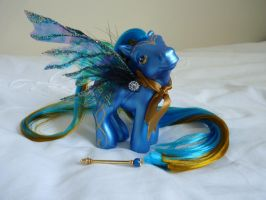 custom mlp oberon 4 by thebluemaiden