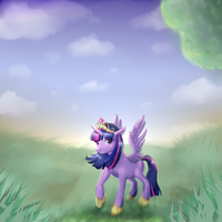 Twilight by CrisisDragonfly