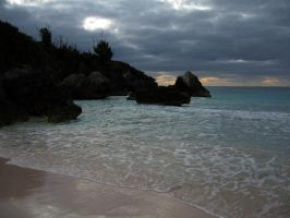 Bermuda January Seascape 7 by Jakuko