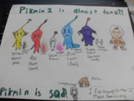 Pikmin 2 LP is.. by Anime-Gamer-Girl