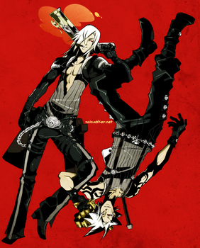 No More Heroes: The Brothers by karniz
