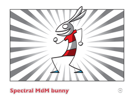 Spectral MdM bunny by MdMbunny