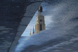 Novi Sad - Catedral by DecoYserbia