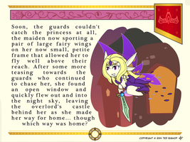 Another Princess Story - High-Flying Escape by Dragon-FangX