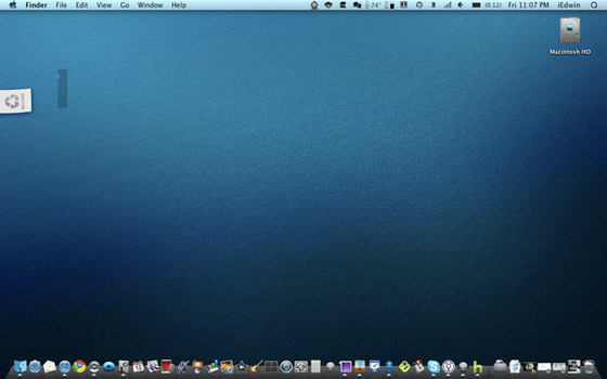 Screenshot of my mac 6-12-09 by iEdwin24