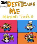 Despicable Me Minion Tales Issue#1 Remake by Dulcechica19