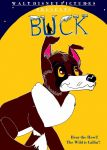 Walt Disney's BUCK by cartoonfan707