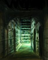 Side Corridor by jordangrimmer