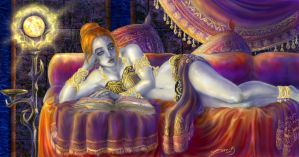 Reading by zorm
