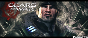Marcus Fenix by Darkprincess92