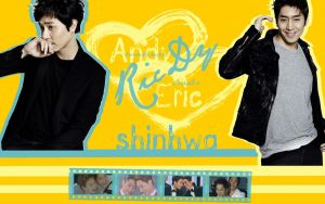 RicDy wallpaper by Nicolca94