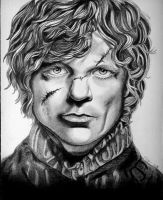Tyrion Lannister: Commission by MyOpenSketchbook