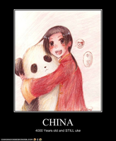 [Hetalia] - China is still uke by Ciel-Phantomhive-Fan