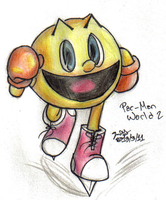 Pac-Man World 2 by darkgex
