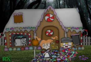 once upon a horror-Hansel and Gretel by ScorpionsKissx