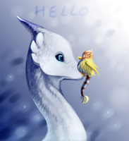 Hello by Nojida