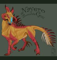 Naynero for ZombieGnu by Teggy
