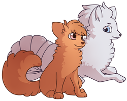 A fox or two by Yakalentos