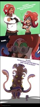 Adult Octarians by YAMsgarden