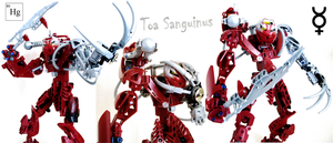 Sanguinus, Toa of Mercury by Lol-Pretzel