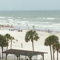 Phtoograph of Florida beach (vacation) by icydrawstuff