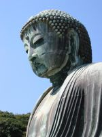 buddha of kamakura by choney25