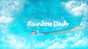 Rainbow Dash wallpaper 10 by JamesG2498
