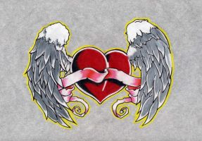 Heart of Wings by Zianel