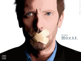 Hugh Laurie - House M.D by maritriplom