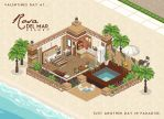 Sims Rosa Del Mar contest by bdevries