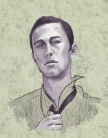 Joseph Gordon-Levitt by ciliadesu