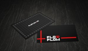 FLOFLOW - Business Card 01 by TheNeoShaman