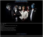 Hollywood Undead ::PC:: by UnderAbigailsRose