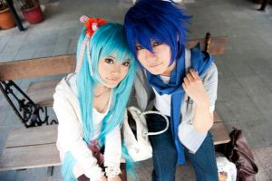Melt together by AsumiChan